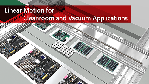 Webinar Cleanroom and Vacuum Applications