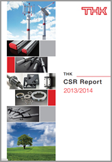 THK CSR Report 2013/2014