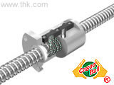 Precision, Caged Ball Screw