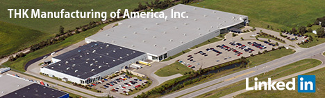 THK Manufacturing of America Linkedin