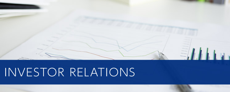 Investor Relations [ THK USA ]