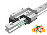 Caged Roller LM Guide(Linear Motion Guide)