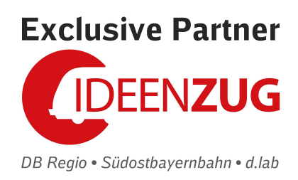 THK participates as an exclusive partner of the DB Ideenzug.
